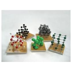 Набор моделей кристаллических решеток (10 шт.)