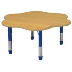 Стол детский ромашка (6 мест)