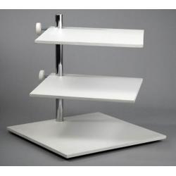Столик подъемно-поворотный с 2-мя плоскостями