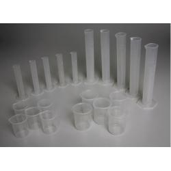 Комплект мерной посуды из пластика