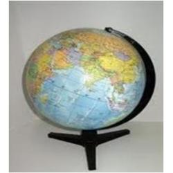 Глобус физический Земли