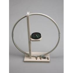 Прибор для изучения магнитного поля Земли