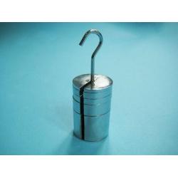 Груз наборный 1 кг (металлический)