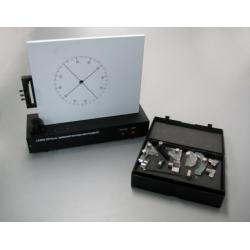 Прибор для изучения законов геометрической оптики