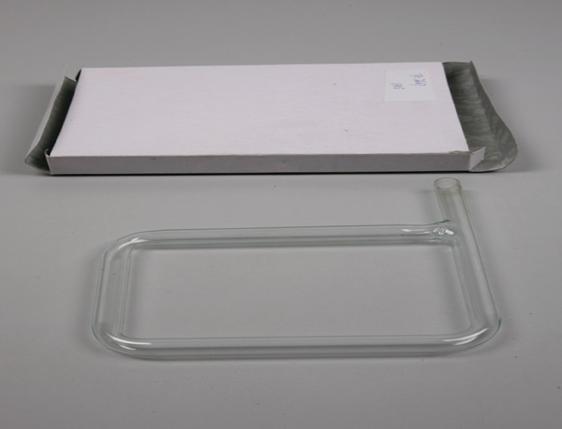 Трубка для демонстрации конвекции в жидкости
