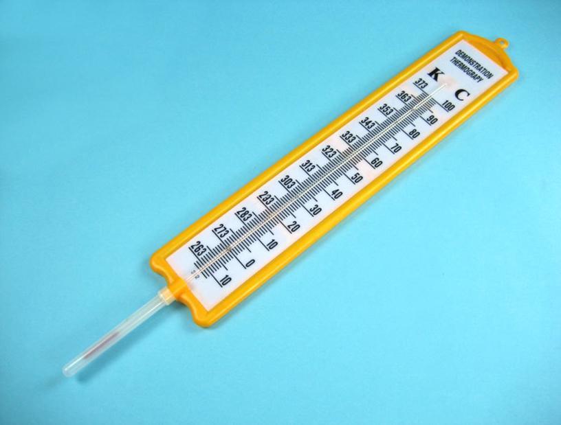 Термометр демонстрационный