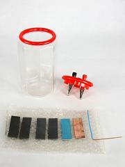 Прибор для опытов по химии с электрическим током