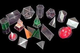Набор геометрических тел с сечениями (18 видов)