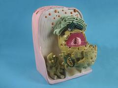 Модель микроскопического строения клетки
