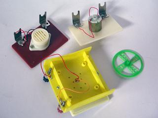 Комплект для демонстрации превращений световой энергии
