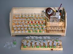 Набор посуды и принадлежностей для курса «Основы химического анализа»