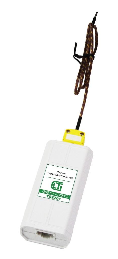 Датчик термоэлектрический