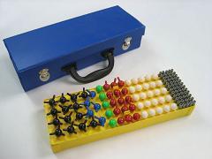 Учебный набор для моделирования строения неорганических веществ