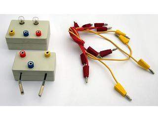 Прибор для демонстрации зависимости сопротивления металла от температуры