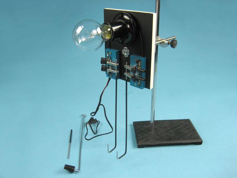 Прибор для опытов с электрическим током