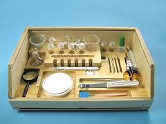 Биологическая микролаборатория без микроскопа