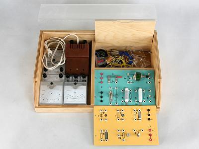 Лабораторный комплект по электродинамике