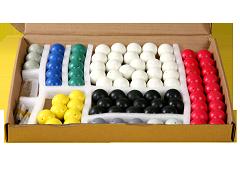 Набор для моделирования строения атомов и молекул