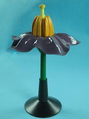 Демонстрационная модель цветка картофеля
