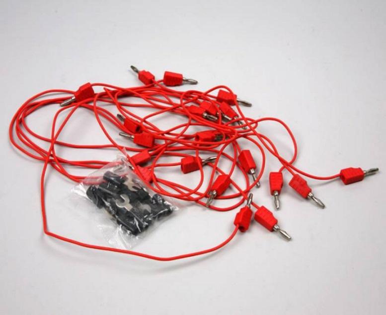 Комплект соединительных проводов лабораторных
