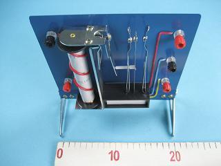 Модель электромагнитного реле демонстрационная