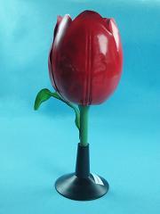 Демонстрационная модель цветка тюльпана