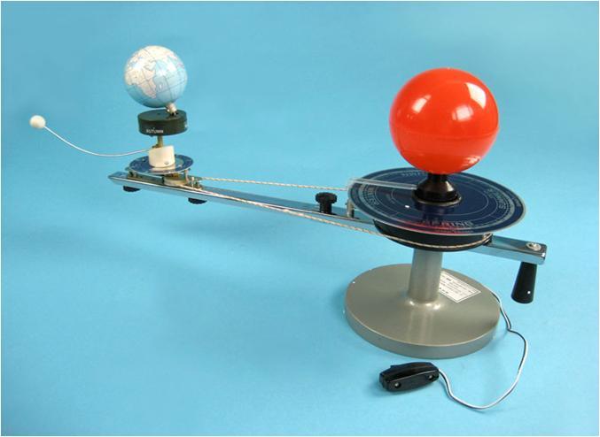 Теллурий (Модель Солнце-Земля-Луна)