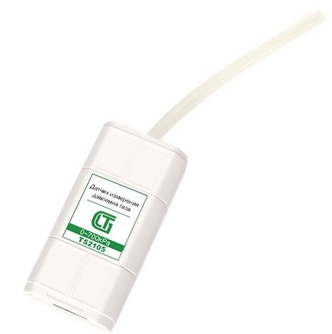 Датчик измерения давления газа