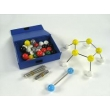 Набор атомов для составления моделей молекул