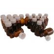 Набор склянок  (флаконов) для хранения растворов реактивов – 30 шт